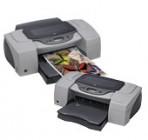 HP Color Inkjet cp1700d Printer