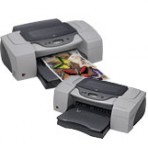HP Color Inkjet cp1700d Printer