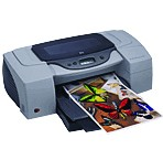 HP Color Inkjet cp1700ps Printer