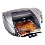 HP Deskjet 5500 Printer Series