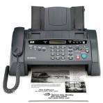 HP 1050 Fax series