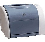HP Color LaserJet 1500 Printer Series
