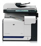 HP Color LaserJet CM3530fs Multifunction Printer