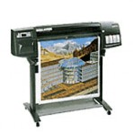 HP Designjet 1000 Printer Series