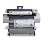HP Designjet T1120 SD Multifunction Printer series