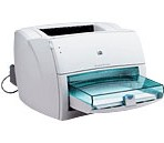 HP LaserJet 1000 Printer Series