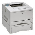 HP LaserJet 5100tn Printer