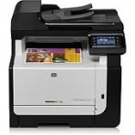 HP LaserJet Pro CM1415fnw Color Multifunction Printer