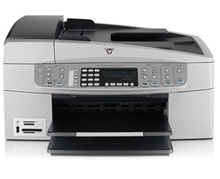 how to connect hp officejet 6300 to network