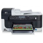 HP Officejet J6400 All-in-One series (CB029A)