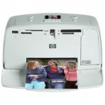 HP Photosmart 335 GoGo Photo Printer