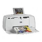 HP Photosmart 380 Printer series
