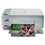 HP Photosmart C4380 All-in-One series