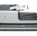 HP Scanjet N8460 Document Flatbed Scanner