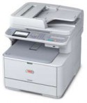 MC561 Color MFP